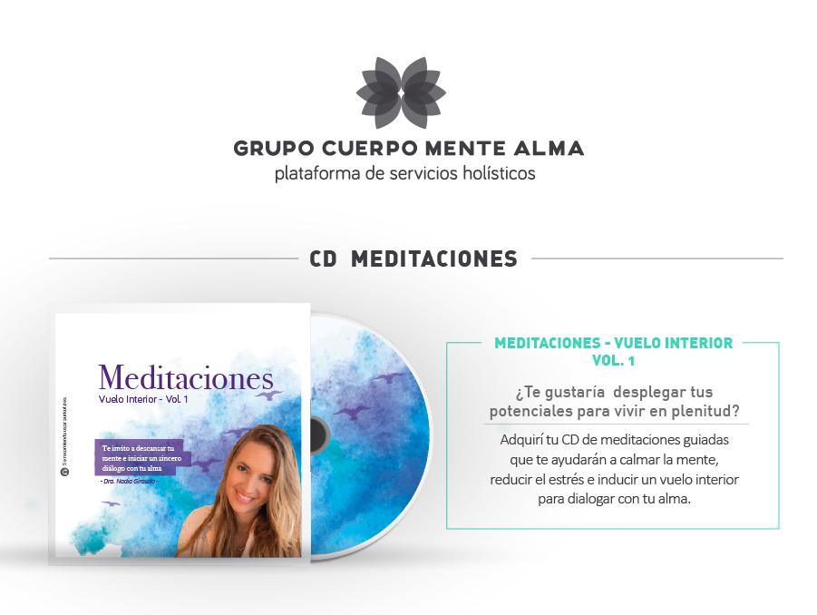 CD Meditaciones