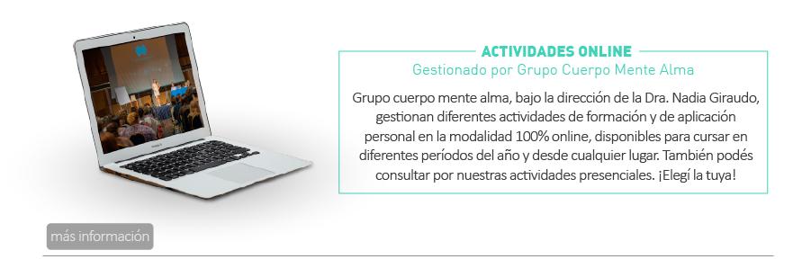 Actividades GCMA